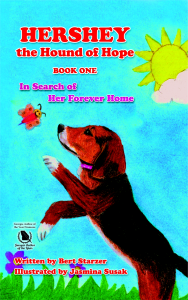 Hershey Book 1 Cover